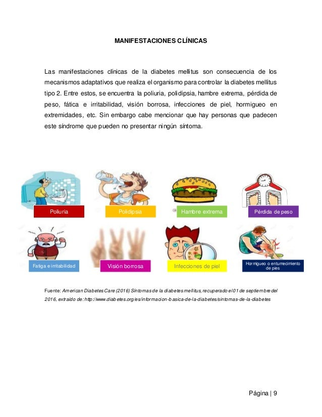 Monografía Diabetes Mellitus tipo 2