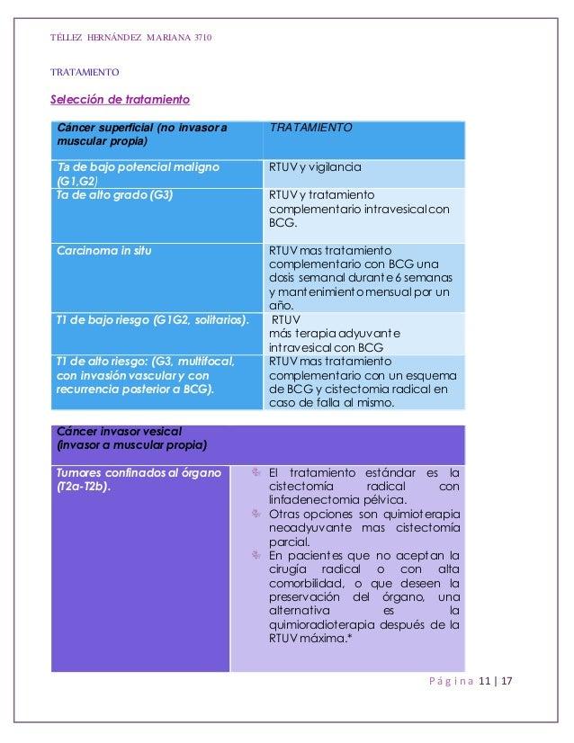 Bcg cancer de vejiga pdf