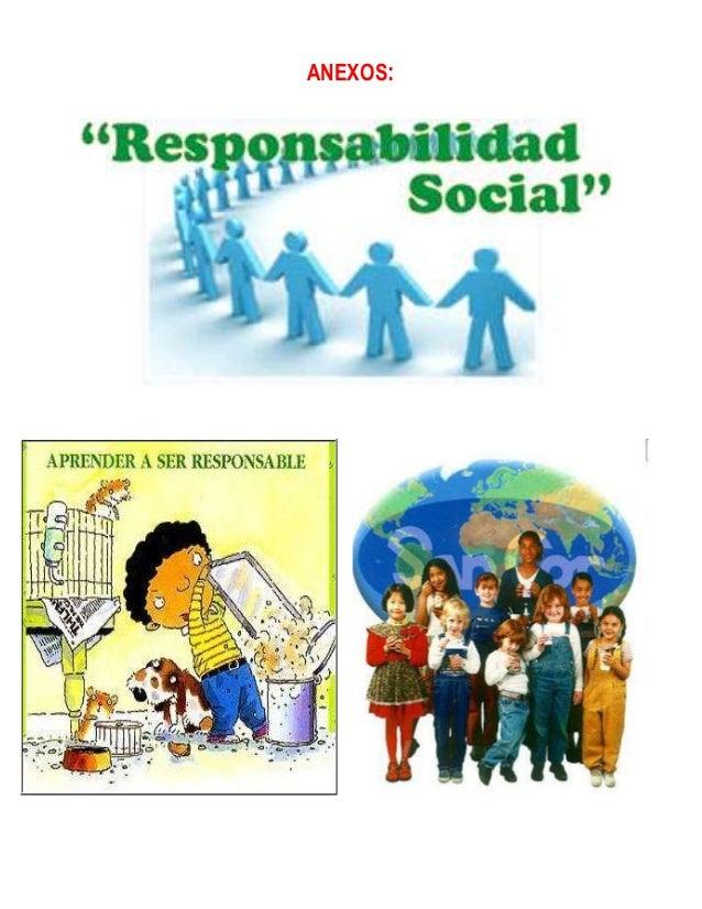 Responsabilidad Y Compromiso Social