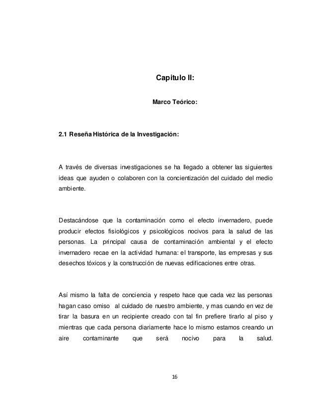 Monografia De Ecologia