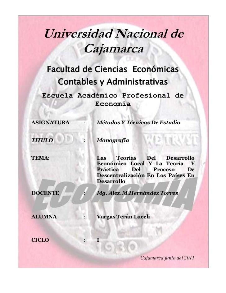 -470536-37592000Universidad Nacional de Cajamarca <br />Facultad de Ciencias  Económicas Contables y Administrativas <br /...