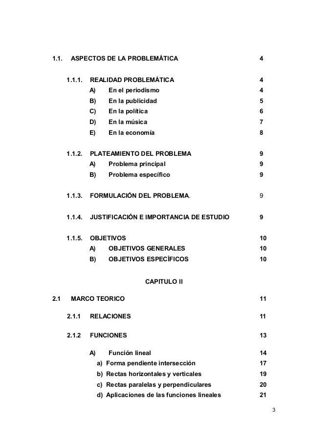 Monografia de relaciones y funciones ndice captulo i 2 3 ccuart Image collections