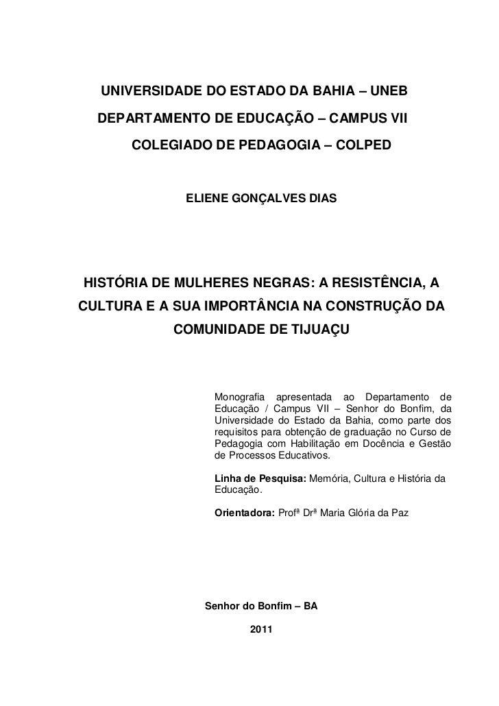 UNIVERSIDADE DO ESTADO DA BAHIA – UNEB  DEPARTAMENTO DE EDUCAÇÃO – CAMPUS VII      COLEGIADO DE PEDAGOGIA – COLPED        ...