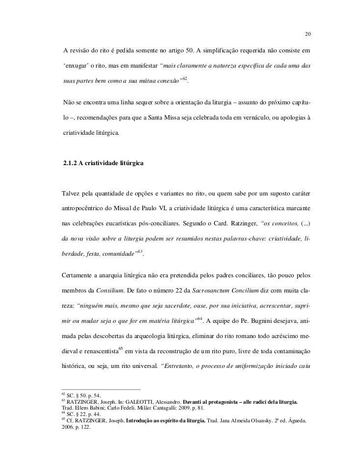 20A revisão do rito é pedida somente no artigo 50. A simplificação requerida não consiste em'enxugar' o rito, mas em manif...