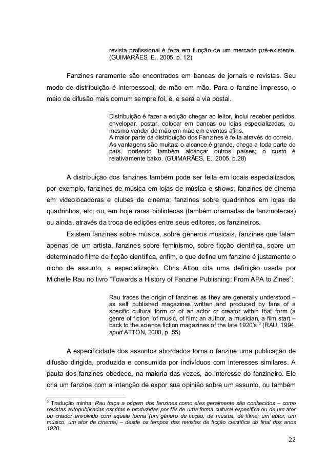 Um mapeamento dos fanzines impressos sobre msica no brasil de 1989 a a 21 22 revista fandeluxe Choice Image