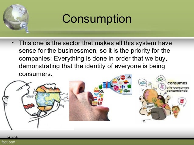 Consumerism and environment