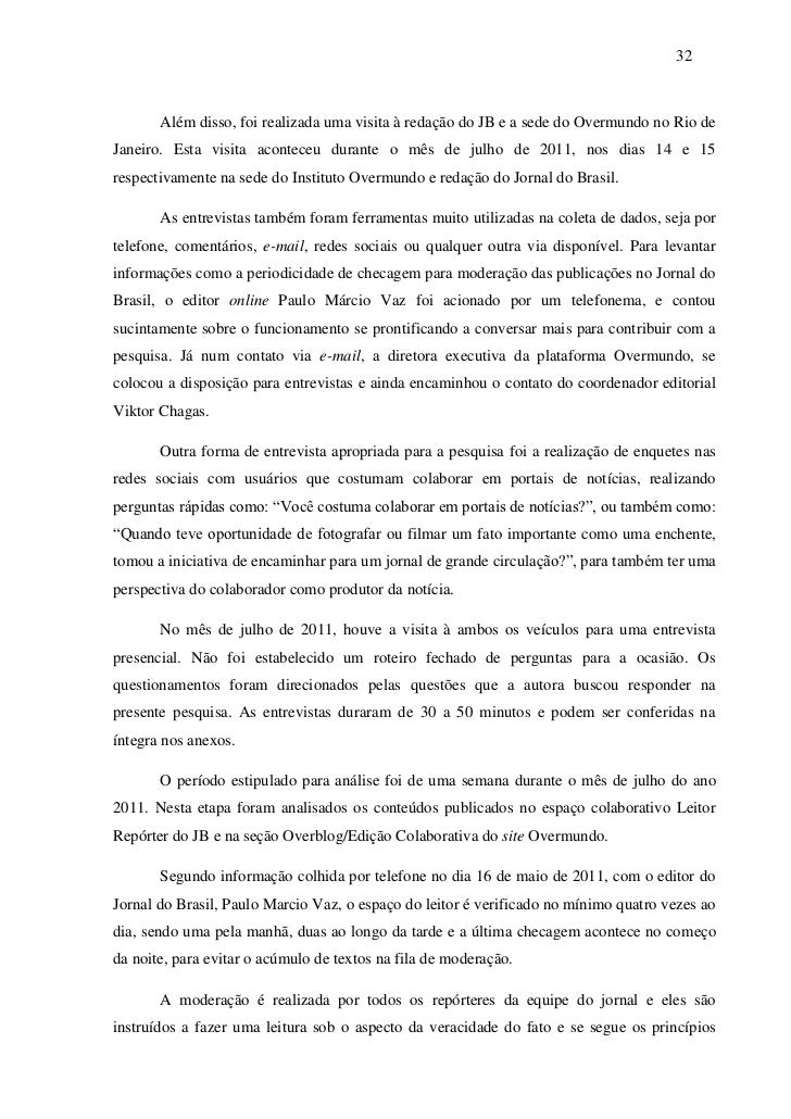 8ce16c4d362 PRÁTICAS DO JORNALISMO COLABORATIVO  Análise comparativa no processo …