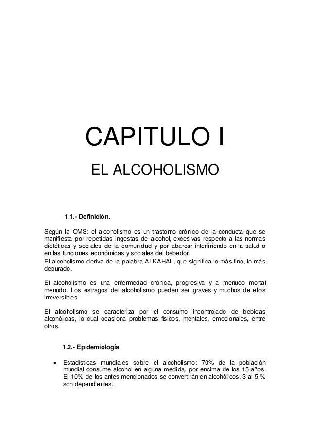 Quien como luchaba con el alcoholismo
