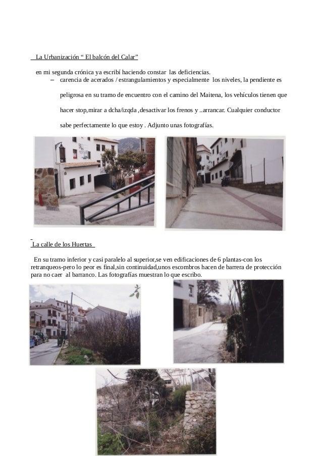 URBANISMO / ESTETICA / MEDIO AMBIENTE El cambio del pavimento en la Placeta de la Iglesia.- El malestar que en mi ánimo pr...