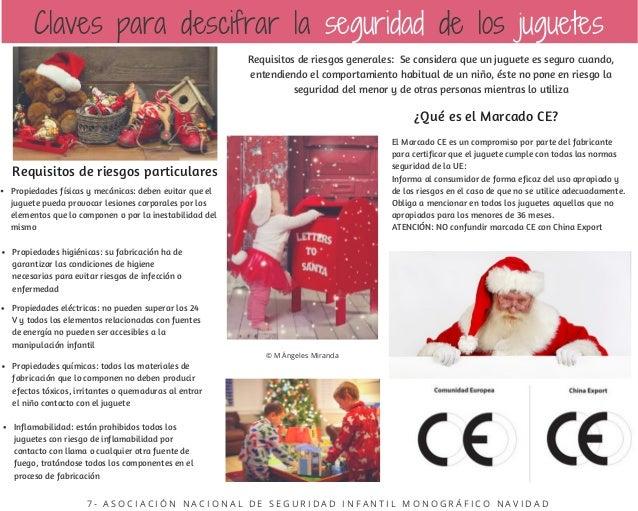 Nacional Navidad Seguridad Asociación De Infantil Monográfico OkZiPuXT
