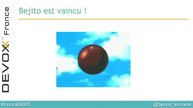 @benoit_lemoine  #monoid9000  Bejito est vaincu !