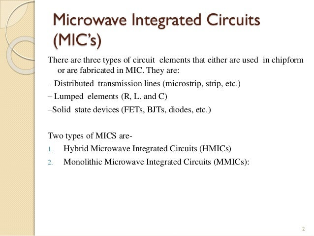 Practical mmic design published by artech house
