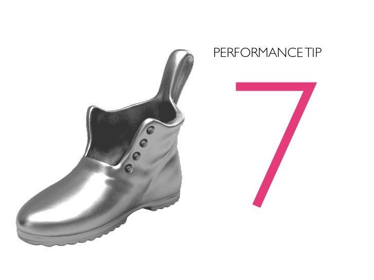 7PERFORMANCE TIP