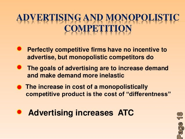 Advertising Increases ATC 19