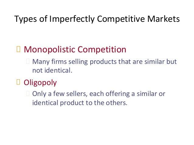 competitive market economics