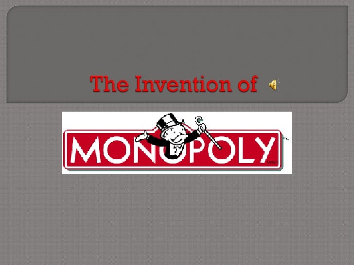 Monopoly Slide 1