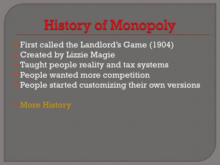 Monopoly Slide 2