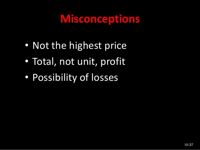 monopoly and fair return 10a - monopoly: charcteristics and short-run equilibrium  that it be subsidized ) while the higher fair-return price does not produce allocative efficiency.