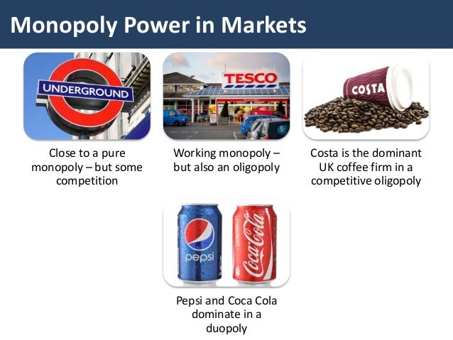 oligopoly market structure in uk supermarket industry and benefit of consumers The uk grocery market has become increasingly competitive in the past few  years  lidl have really shaken up the market and diluted the cosy oligopoly   for consumers, it is largely good news with lower prices, lower profit.