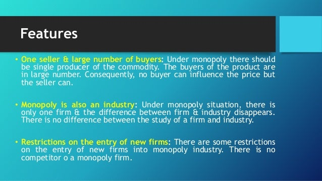 price determination under monopoly pdf