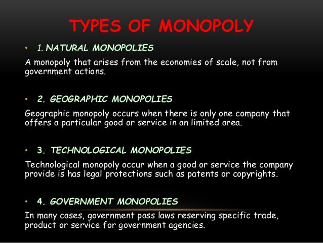 microsoft as a monopoly type of company Microsoft monopoly  a natural monopoly occurs when the type of industry makes it financially impractical,  microsoft is a company that is a debatable monopoly.
