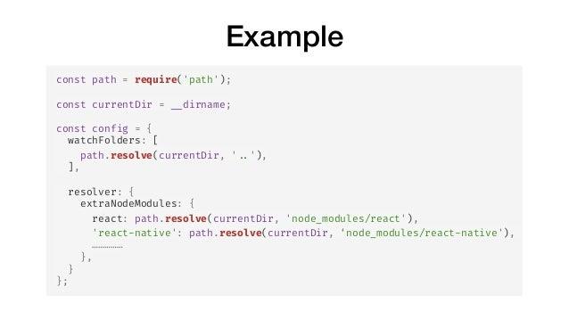 Monorepo: React Web & React Native