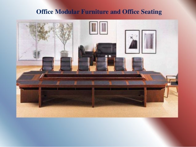 High Quality Meeting Conference Tables And Chairs At Monarch Ergo; 5. Office Modular  Furniture ...