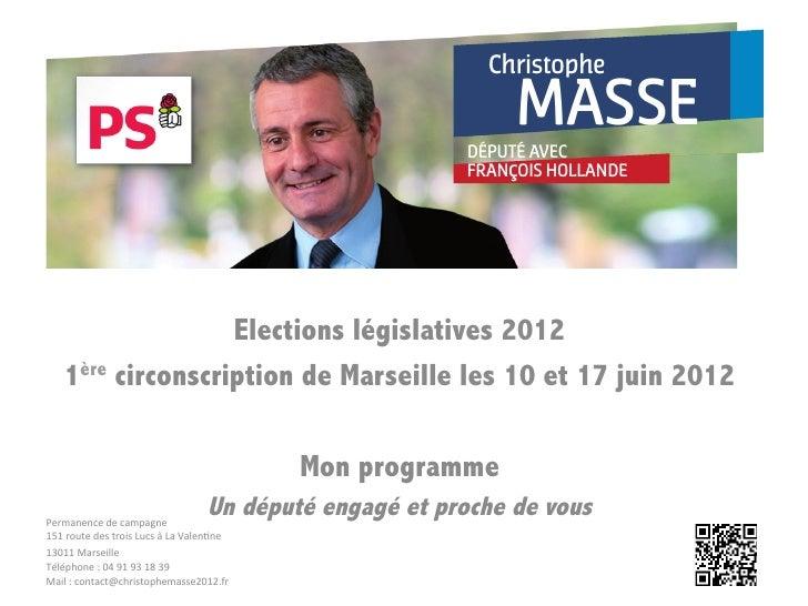 Christophe                                                                                      MASSE                     ...