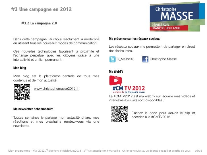 #3 Une campagne en 2012                                                                                                   ...