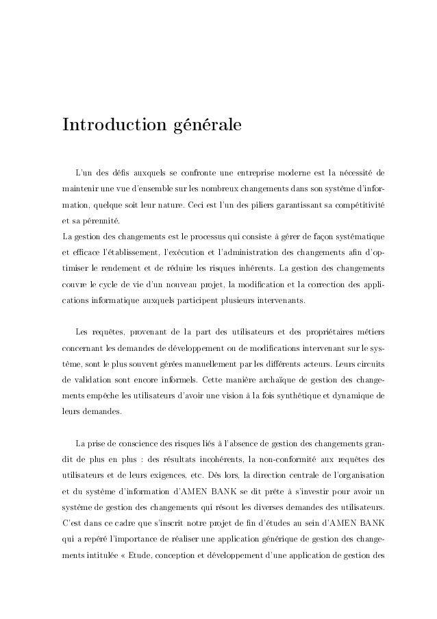 Rapport De Projet De Fin D U0026 39  U00e9tude Pfe