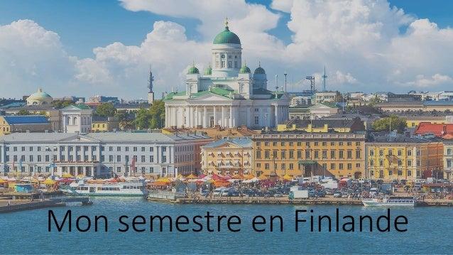 Mon semestre en Finlande