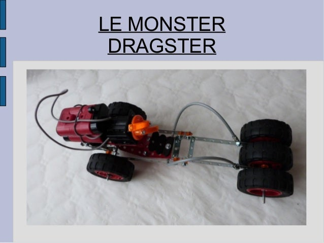 LE MONSTER DRAGSTER