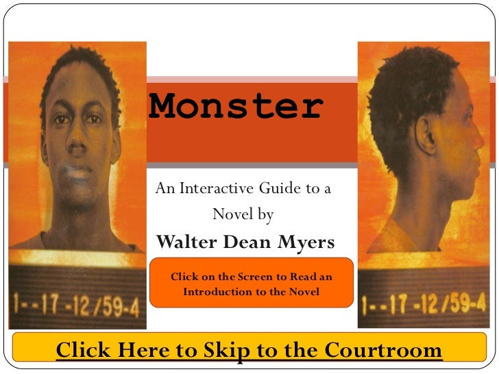 Monster interactivepowerpoint