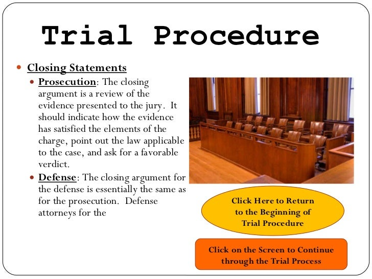 how to write an opening statement for mock trial Opening statements handout 1  attorneys expect to prove during the trial an opening statement should present the jury  write a short opening statement.