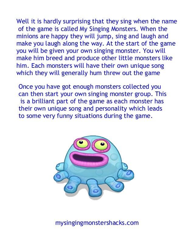 my singing monsters hack apk ios