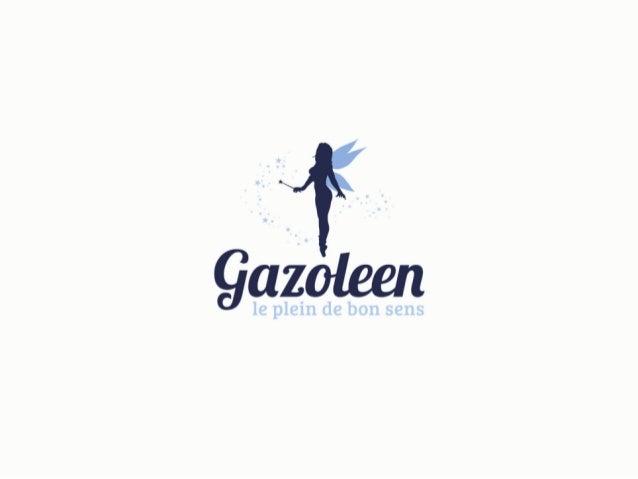 Présentation du fonctionnement du logiciel Gazoleen