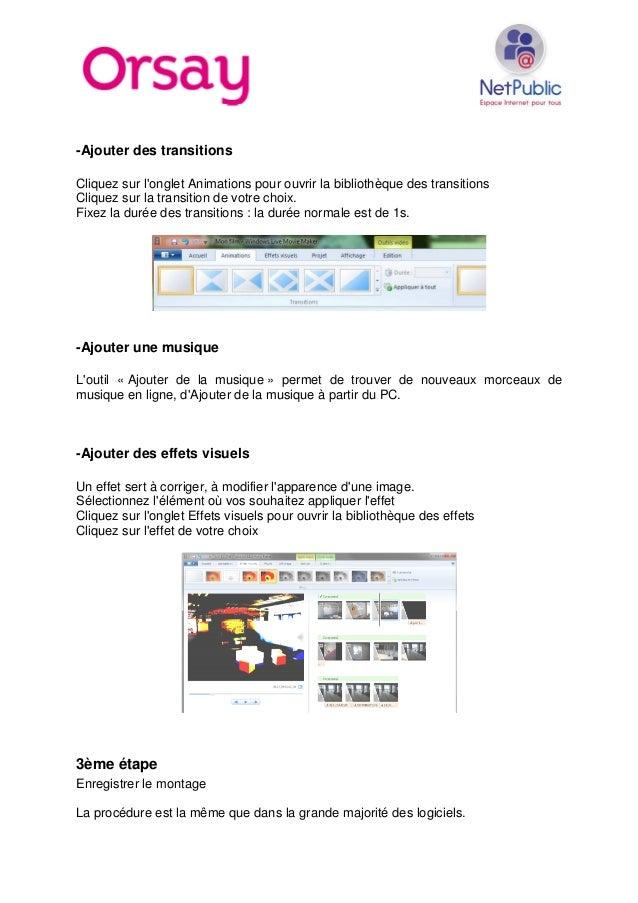 Montage video Slide 3