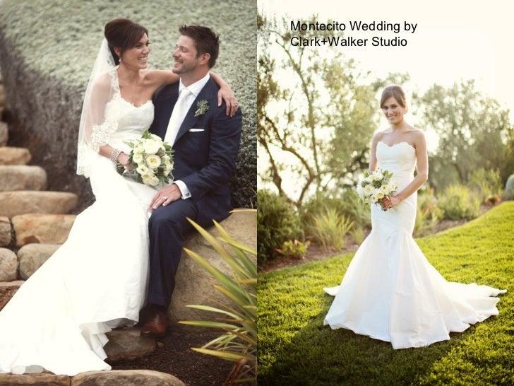 Montecito Wedding byClark+Walker Studio