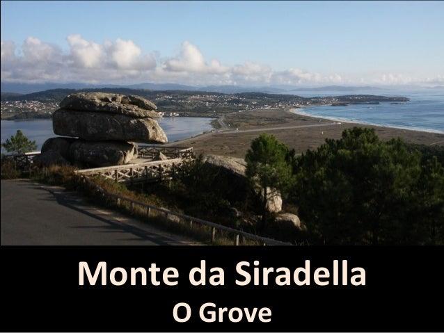 Monte da Siradella O Grove