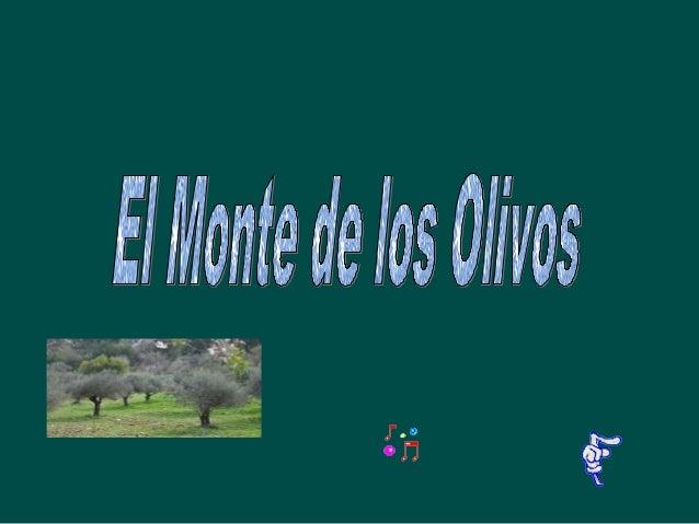 El Monte de los Olivos es un cerro que cada uno está asociado con las religiones judía y cristiana. Desde los tiempos bíbl...