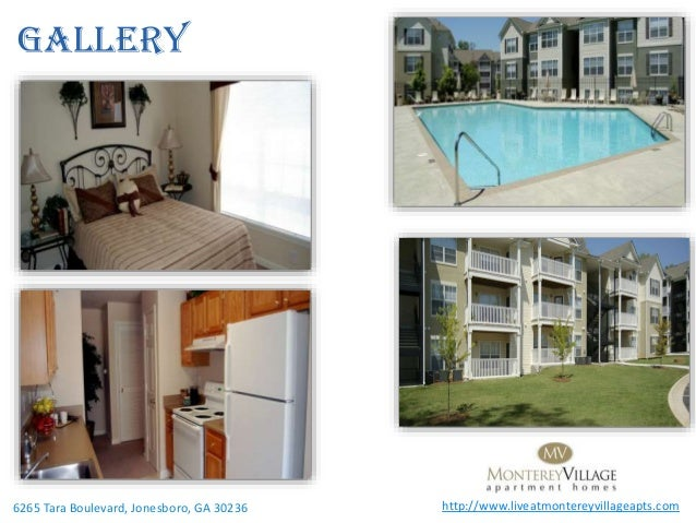 Monterey Village Apartments. Elegant Rental Info For Arcadia On Th ...