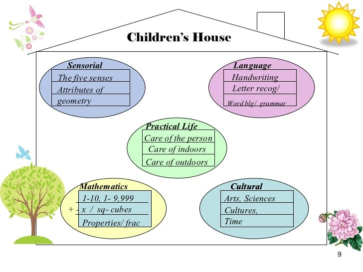 Montessori Cognitive Power Point