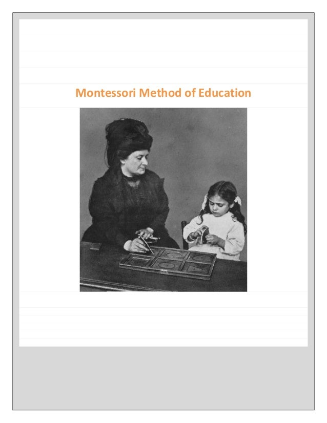 Montessori Method of Education
