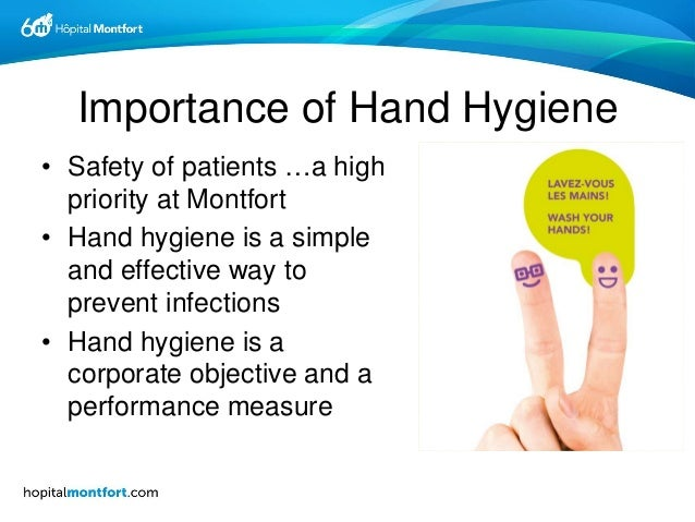the importance of hand washing and Abstracthand hygiene is well publicised as the most effective line of defence against infections in both veterinary and human hospitals, although there is better.