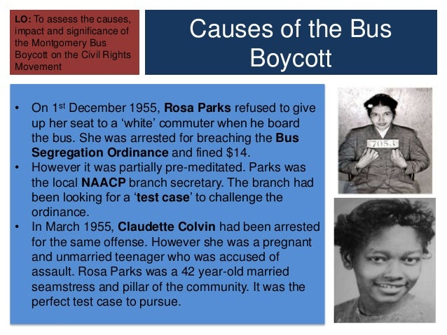 the montgomery bus protest and consequences On december 1, 1955, rosa parks refused to give up her seat to a white man on a bus in montgomery, alabama her courageous act of protest was considered the spark that ignited the civil rights movement.