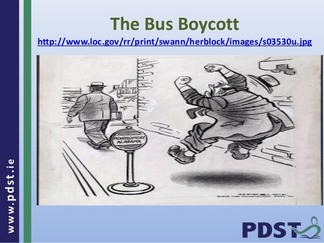 causes and consequences of the montgomery bus boycott