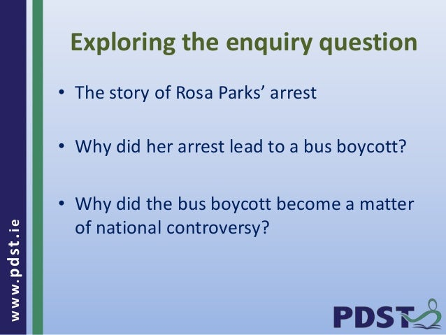 causes and consequences of the montgomery The affects the effects of the montgomery bus boycott were far reaching beyond the borders of montgomery, alabama the arrest of rosa parks for refusing to give up her seat for a white passenger was just what e d nixon had been waiting for in order to challenge segregation in public transportation in the city.