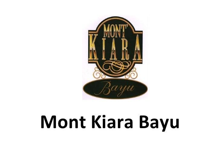 Mont Kiara Bayu