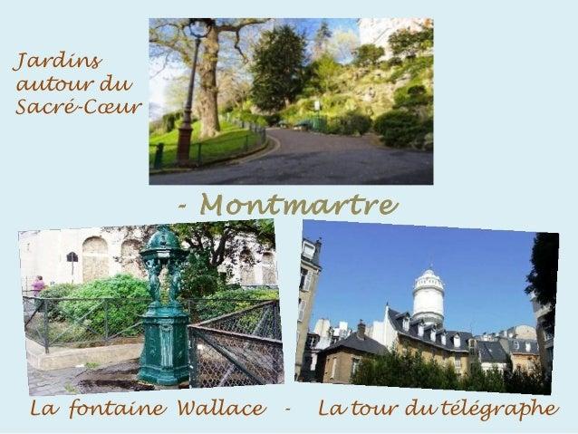 Montmartre Paris Fotos