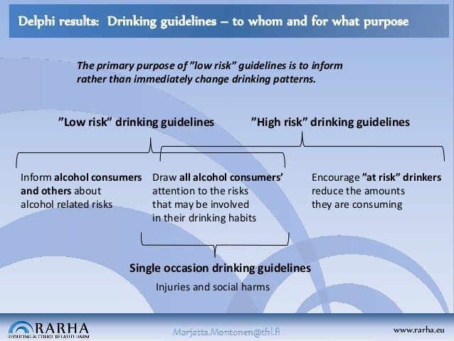 low risk drinking guidelines seniors